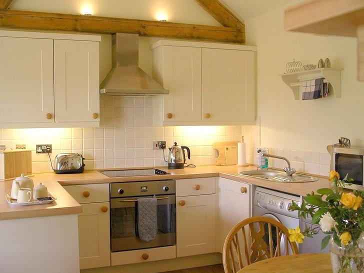 Sunflower Cottage Kitchen